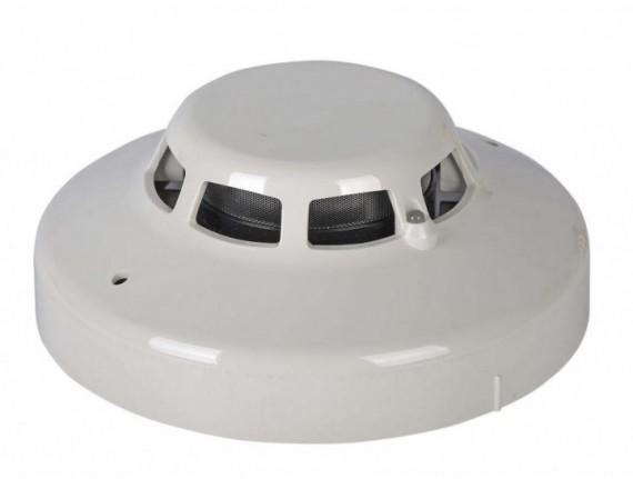Photoelectric Smoke Detector (D2) – LE-SLV-24N Bahrain