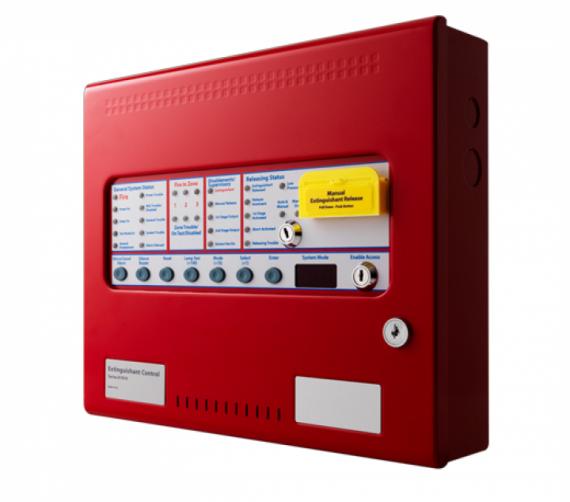 Gas Extinguishing Control Panel Bahrain