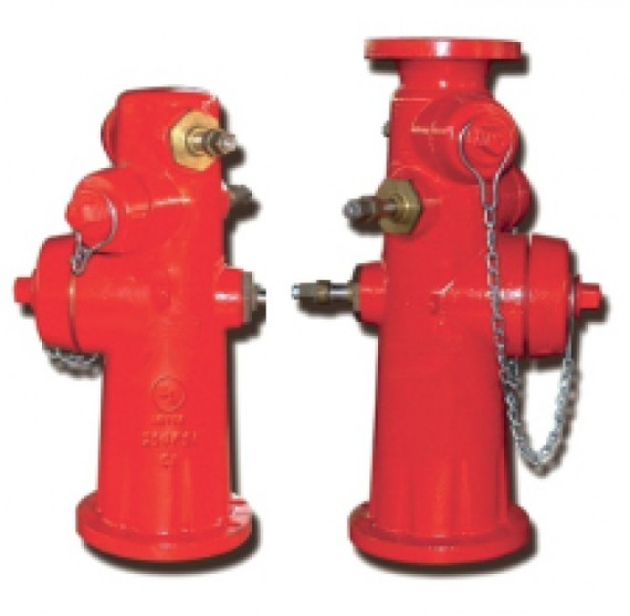 Wet Barrel Fire Hydrant – LF-WBH Bahrain