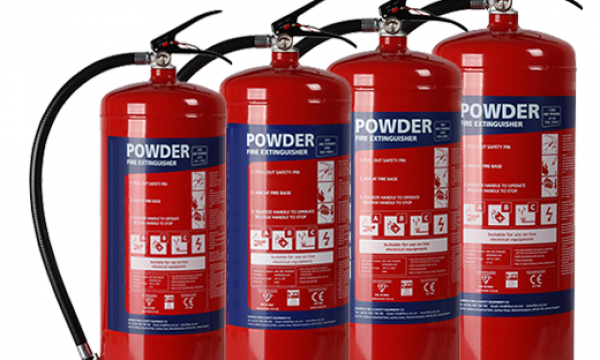 ABC Powder Extinguishers