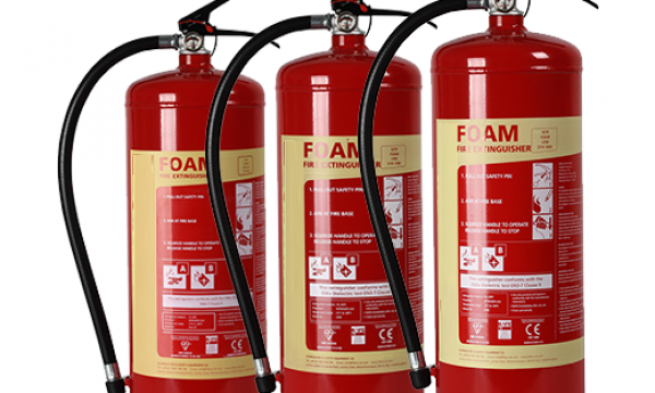 AFFF Foam Extinguishers