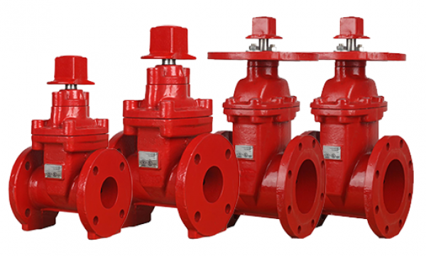 NRS Type Gate Valve
