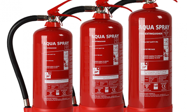 Aqua Spray Extinguishers