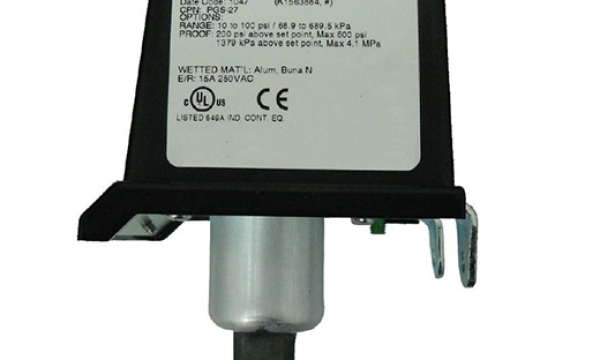 Pressure Operated Switch