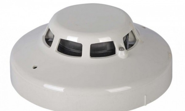Photoelectric Smoke Detector (D2) – LE-SLV-24N