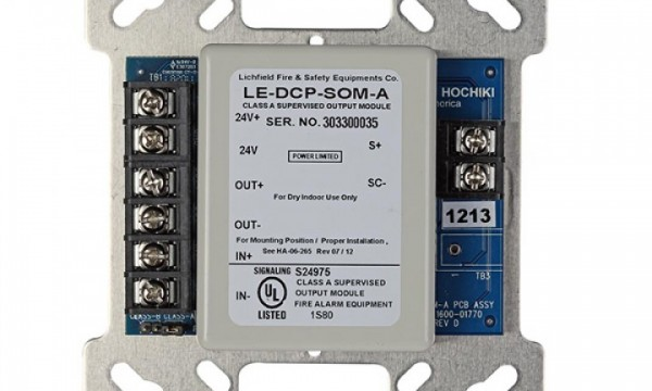 Class A Supervised Output Module – LE-DCP-SOM-A/AI