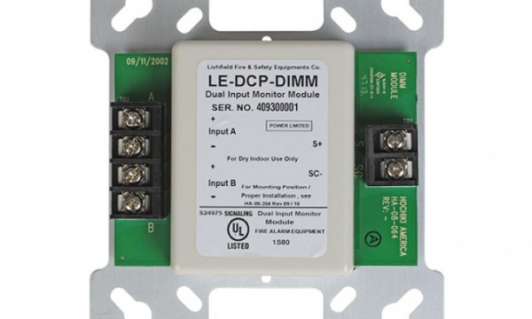Dual Input Monitoring Module – LE-DCP-DIMM