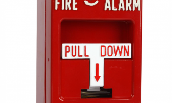 Weatherproof Manual Pull Station – LE- HPS-SAH-WP