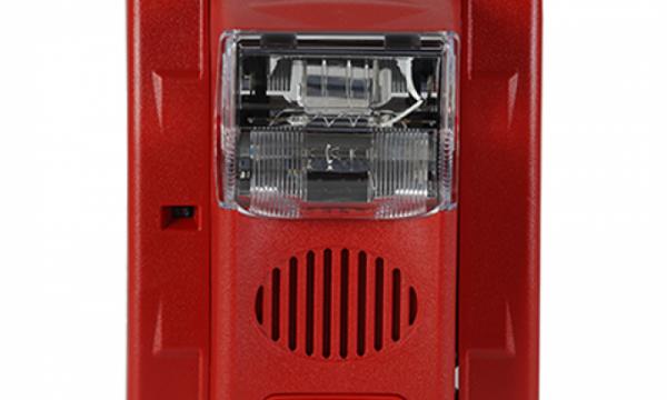 Selectable Candela Evacuation Signals – HEC3-24WR