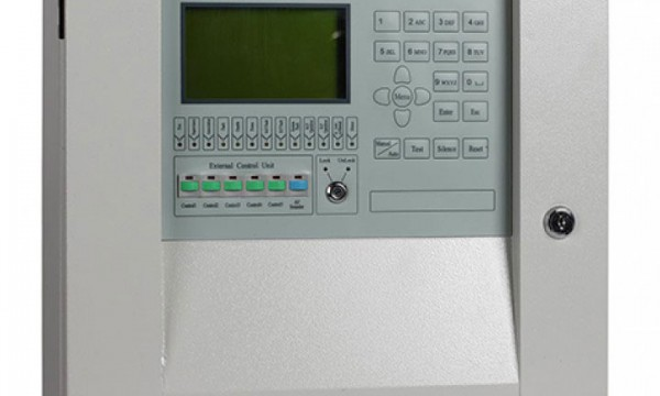 Addressable Fire Alarm Control panels – LF-6100A/1
