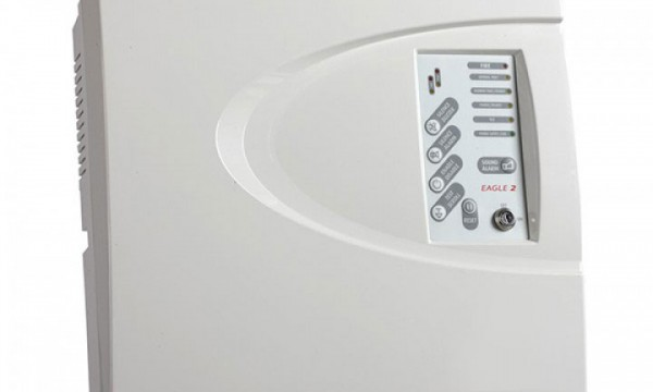 2 Zone Fire Alarm Control Panel