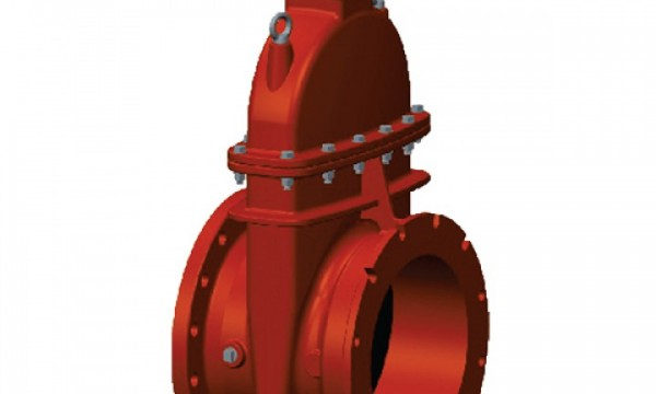 "20"" & 24"" Size, Flanged X Mechanical Joint 200psi – 3188-200-FXMJLF"