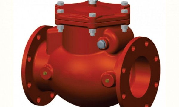 Swing Check Valve – Flanged ends – 5201-XXX-FLF