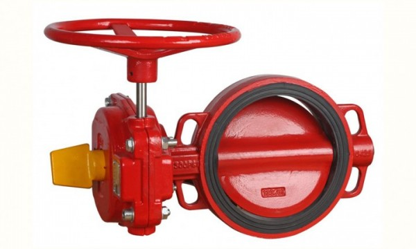 Butterfly Valve – Wafer Type – 2305-XXX-LF