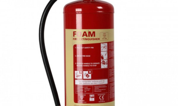 Alcohol Resistant Foam Extinguishers