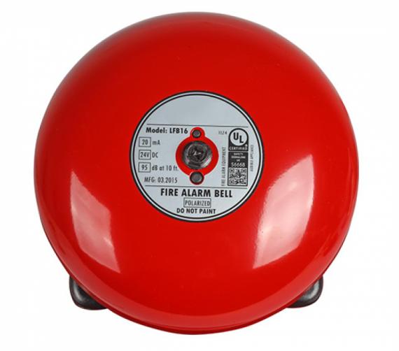 Conventional Fire Alarm Bell – LFB16, LFB18 & LFB110 Bahrain