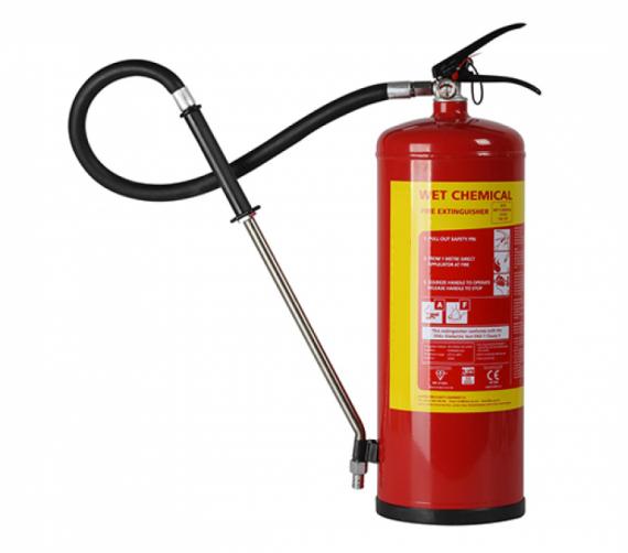 Wet Chemical Extinguishers Bahrain