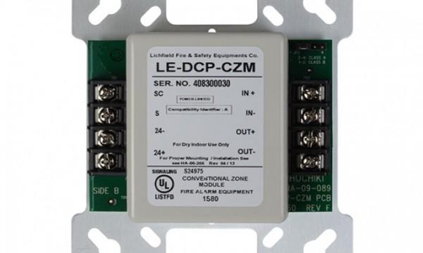 Conventional Zone Module – LE-DCP-CZM