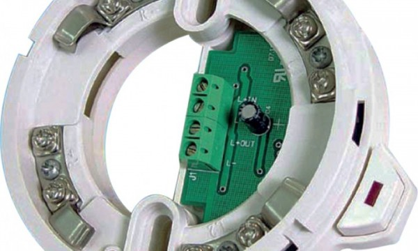 Detector isolating base – LF-DB-LI