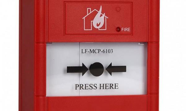 Addressable Manual Call Point – LF-MCP-6103