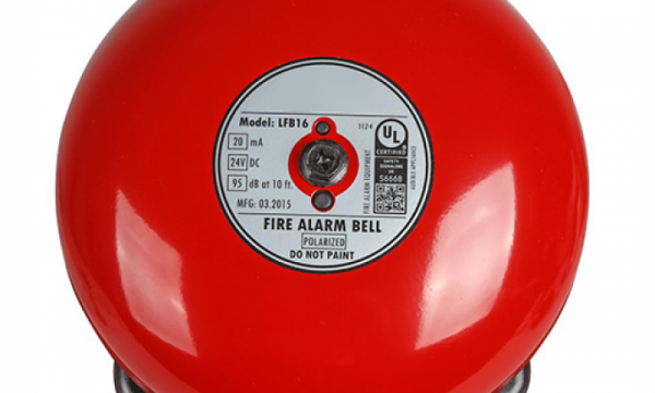Conventional Fire Alarm Bell – LFB16, LFB18 and LFB110
