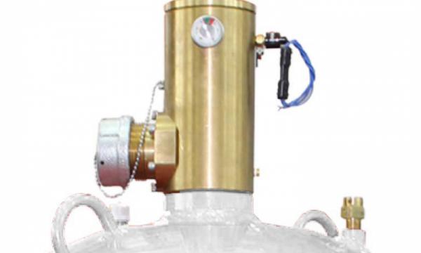 2½ inch Cylinder Valve
