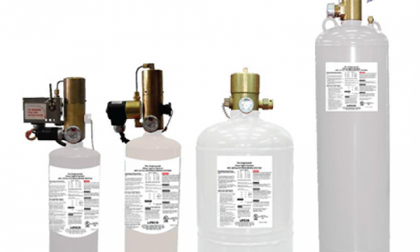 Clean Agent Cylinders