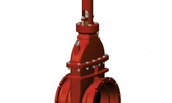 """14"""" ,16"""" & 18"""" Size, Flanged X Mechanical Joint 250psi – 3199-250-FXMJLF"""