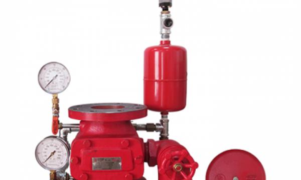 UL & FM Wet Alarm valve – LF-WAV