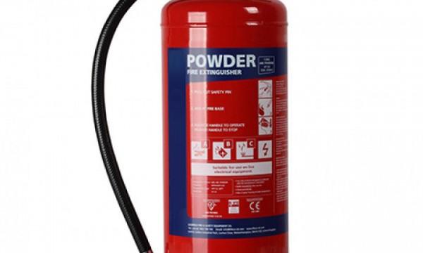 BC Powder Extinguishers