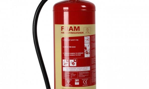 Alcohol Resistant Foam Extinguishers