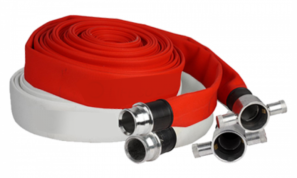 Synthetic Fire Hose